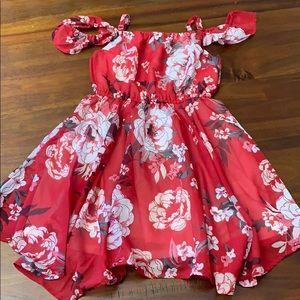 NWOT 5/6 dress
